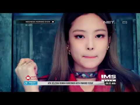 MV Blackpink Pecahkan Rekor Viewers