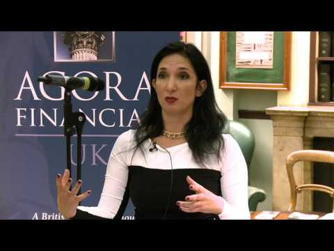 An Evening with Nomi Prins - The Future of the Global Financial System - Agora Financial UK