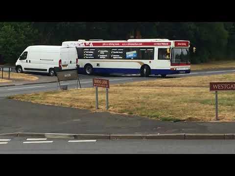 Nxwm Training Bus 1514 P514 Kox Westgate Aldridge