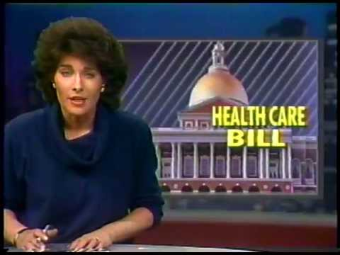WNEV 7 Boston - 11PM News - 1988