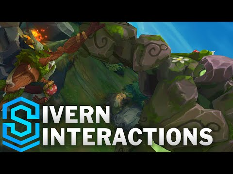 Ivern Special Interactions