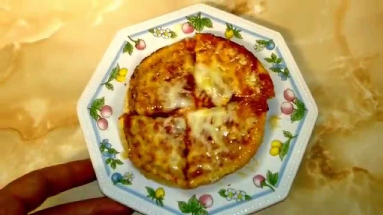 British Snack Food Video 51 Chicago Town 4 Cheese Pizza