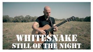 Whitesnake - Still Of The Night - Fingerstyle Guitar (Vasya Pass2hoff)