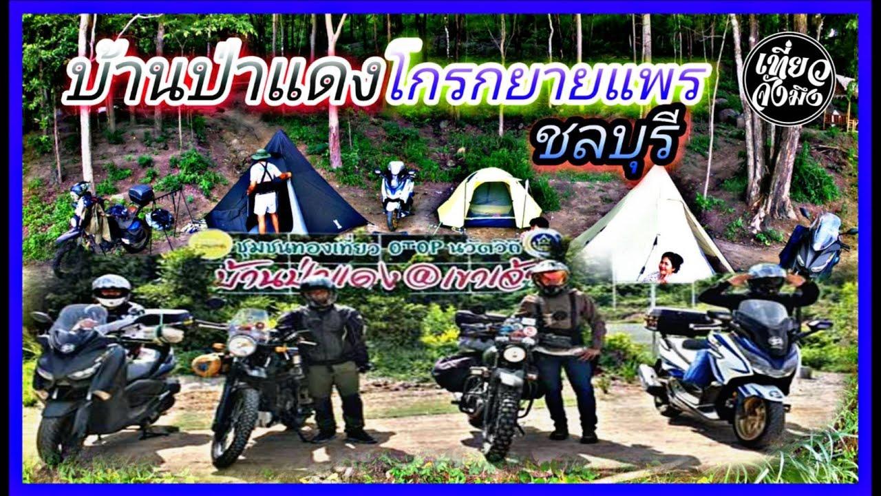 Forza 300 บุกกางเต็นท์ บ้านป่าแดง ชลบุรี EP.53 ทริปตะลุยฝั่งตะวันออก DAY1