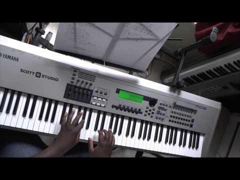 """Holy Spirit""  Francesa Battistelli Piano Tutorial"