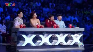 Repeat youtube video [FULL] Vietnam's Got Talent 2014 - BÁN KẾT 5 - TẬP 18 (25/01/2015)
