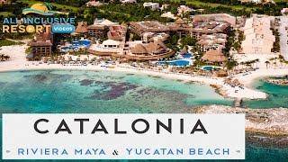 Catalonia Riviera Maya a Family All Inclusive Resort located in the Riviera Maya, Mexico