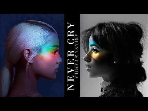 Ariana Grande Feat. Camila Cabello - No Tears Left To Cry