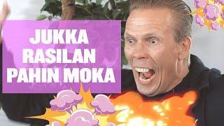 Jukka Rasilan moka: kenkä syttyi lavalla tuleen