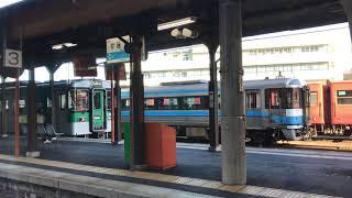 特急うずしお8号 徳島発車 2600系 四国チャイム