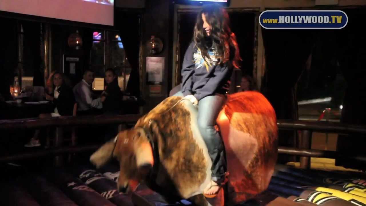 Bristol Palin Fights at Saddle Ranch  Original Full Video