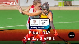 St Mary's Hockey Festival, Final Day, 8 April 2018