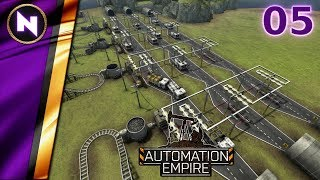 Automation Empire #05 Claws And Taxes | Lets Play