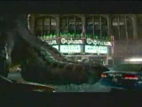 The Wallflowers Heroes Godzilla Soundtrack