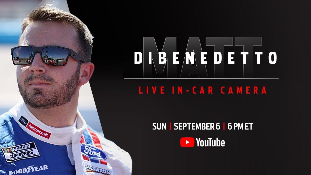 Matt DiBenedetto LIVE in-car camera presented by Verizon   NASCAR at Darlington Raceway