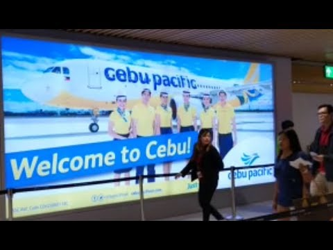 Travelling to Cebu, Philippines//Vacation mode/surprising my kids//OFW in Bahrain