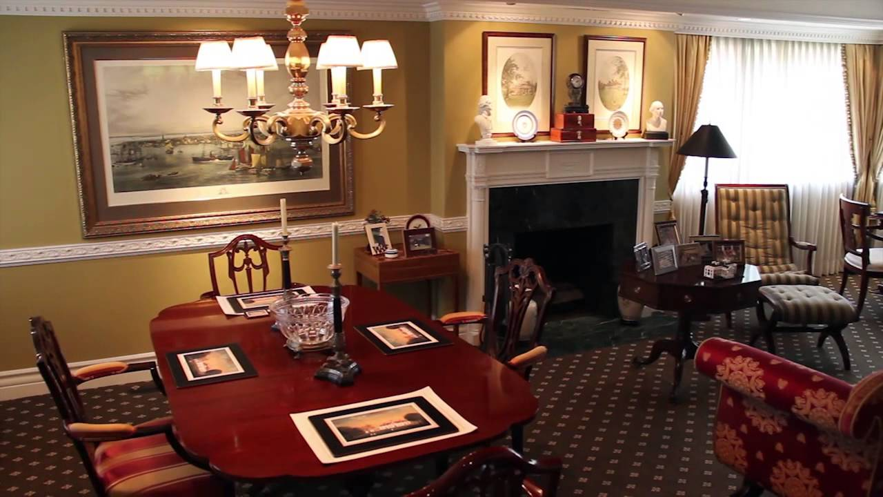 Federal Period Home Design - YouTube