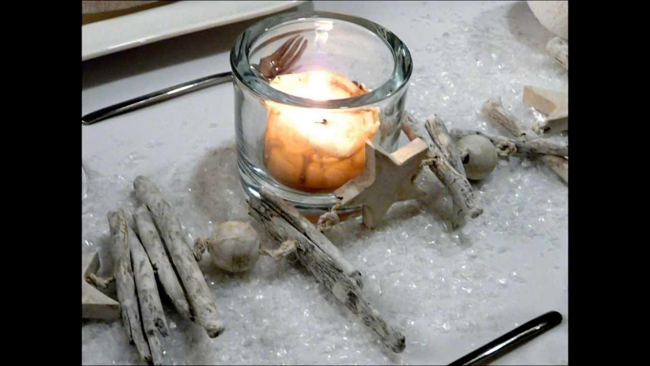 Weihnachten und Tischdekoration  Mustertische und Tipps