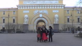 Ритуал Сбыча мечт или ТриЖе по местам силы Санкт Петербурга
