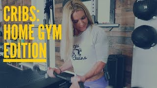 Gym Cribs - My Home Gym Tour!