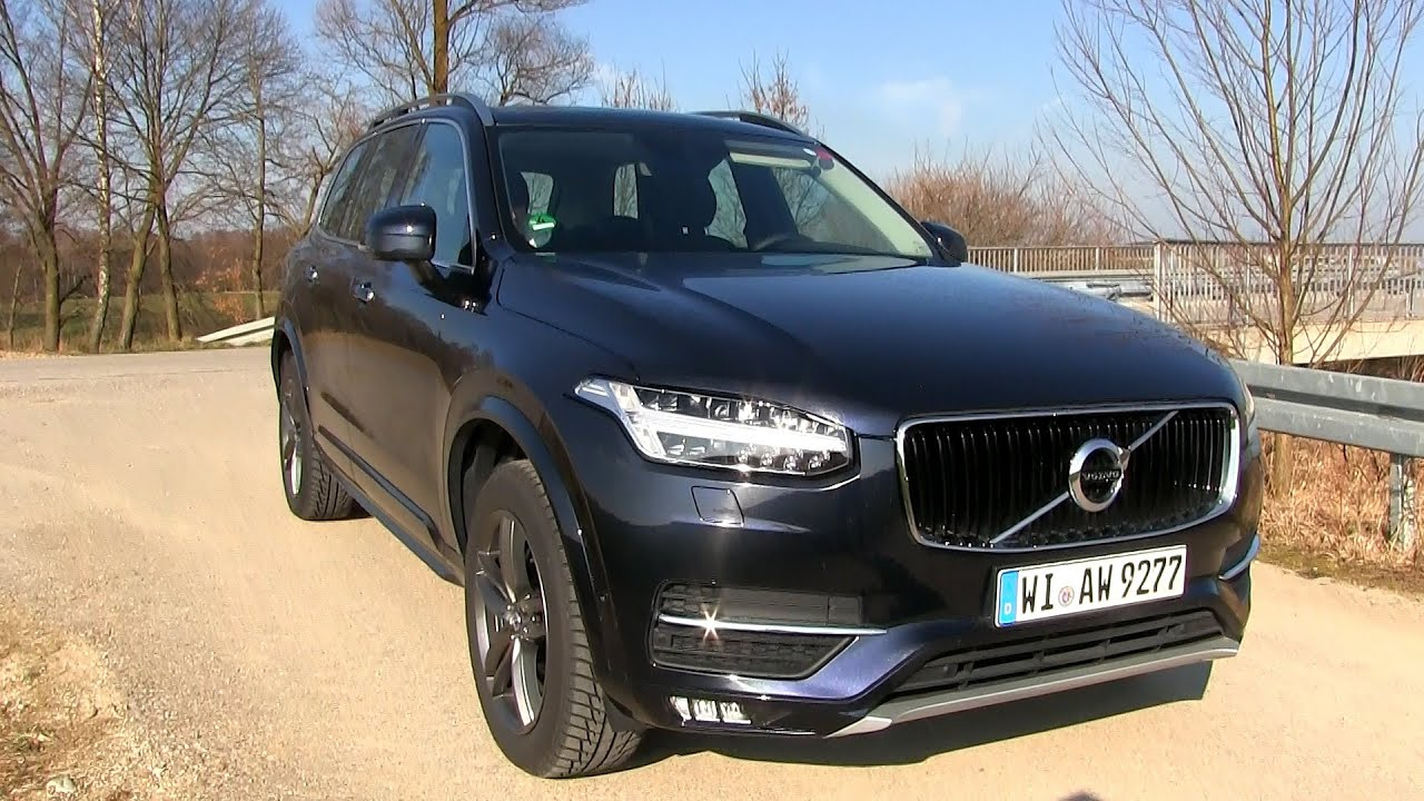 2016 volvo xc90 d5 awd 225 hp test drive by test drive. Black Bedroom Furniture Sets. Home Design Ideas