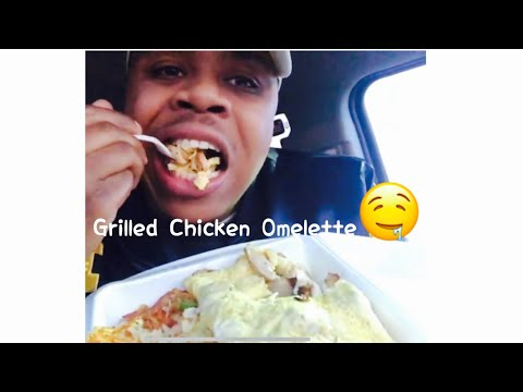 Detroit Cony Island Food Review!!! | Drive threw Review with Nasty Nate | MAM EATING SHOW