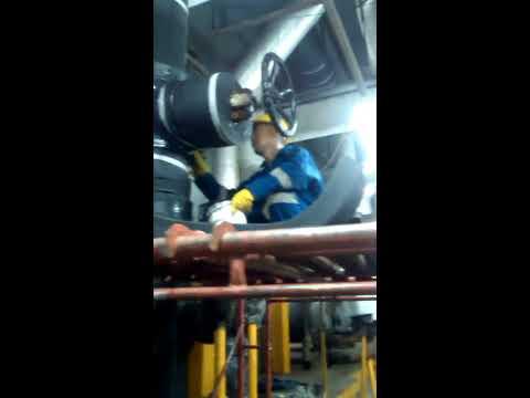 Pekerjaan Cold Insulation Pipa chiller PT. ALGA TEKNIK INDONESIA (ALTEKINDO)