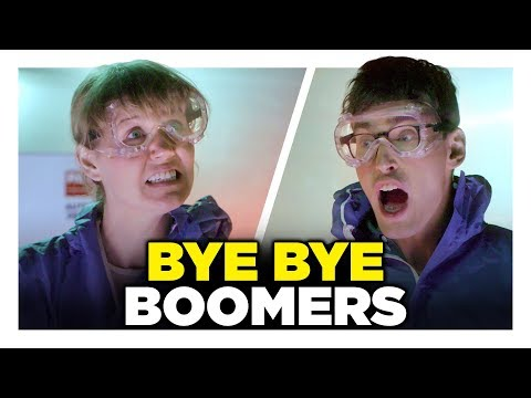 Do We Really Need Baby Boomers?