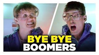 Do We Really Need Baby Boomers?