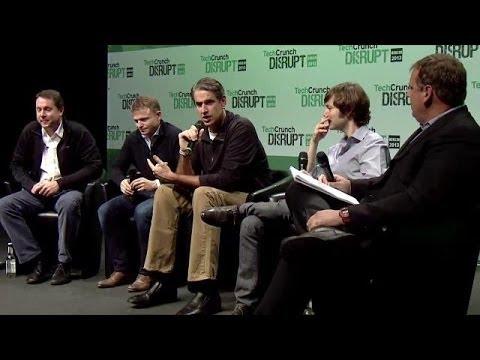 Snapchat Investors Talk Sexting, 'SelfCelebirty'  Disrupt Europe 2013