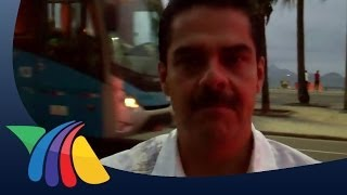 Agenda Brasil: Javier Alatorre desde el Malecón de Copa Cabana