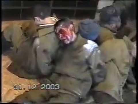 Бунт на ОДБ 31 12 2003