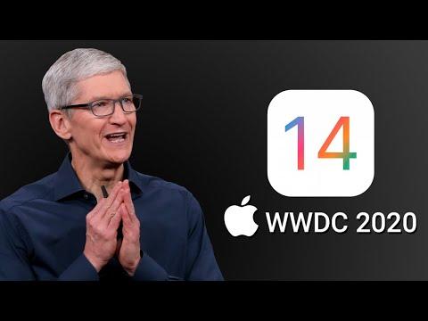 iOS 14 представлена ОФИЦИАЛЬНО – Итоги презентации Apple WWDC 2020 за 13 минут