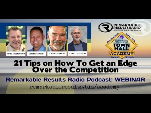 Town Hall Academy   21 Tips to Get an Edge over the Competition