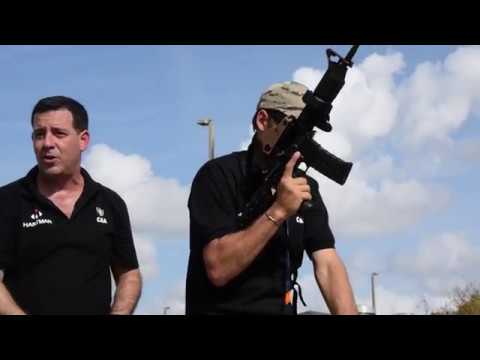 Clearing AR-15 Malfunctions The IDF Way