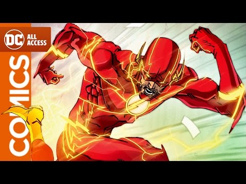 Flash Debuts New Speedster Powers