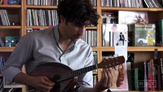 Avi Avital: NPR Music Tiny Desk Concert