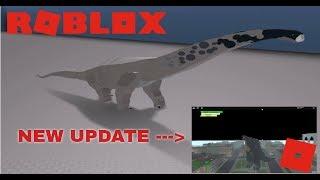 Roblox Dinosaur Simulator - Futalo Remodel Gameplay + PK Update