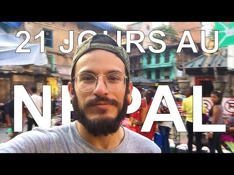 21 jours au Népal !