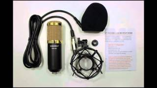 neewer nw 800 mic review