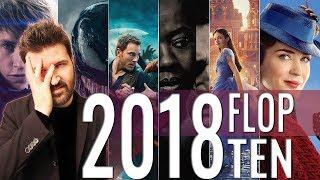 FLOP TEN 2018 - I peggiori film dell'anno