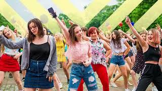 Internetowy Konkurs Taneczny K-POP organizowanym przez Centrum Kultury Koreańskiej w Polsce.