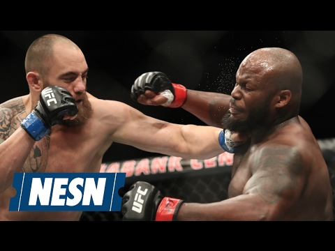 Derrick Lewis Calls Out Travis Browne, Ronda Rousey In Halifax