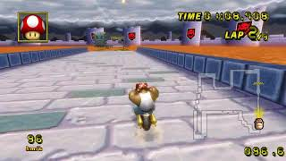 [Re-Upload] (TAS) - GBA Bowser Castle 3 - 1:52.715 By Monster