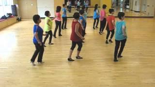 Five Foot Two Eyes of Blue Line Dance - Glen Pine