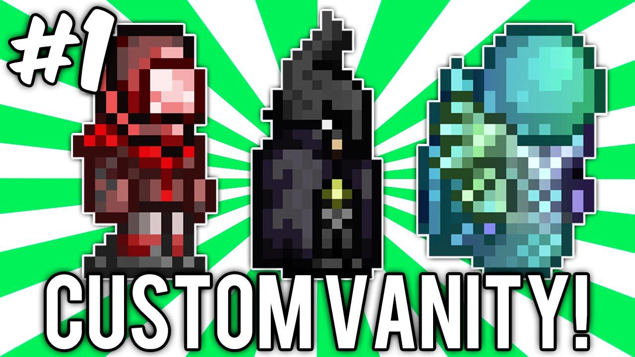 Terraria Custom Vanity Outfits