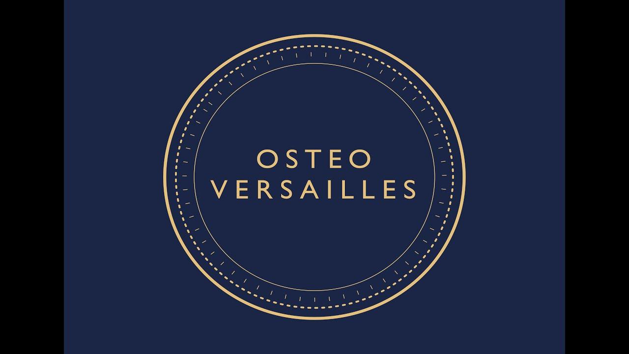 Visite du cabinet d'ostéopathie de Versailles