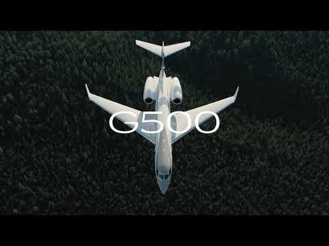 Gulfstream G500: Interior Spotlight