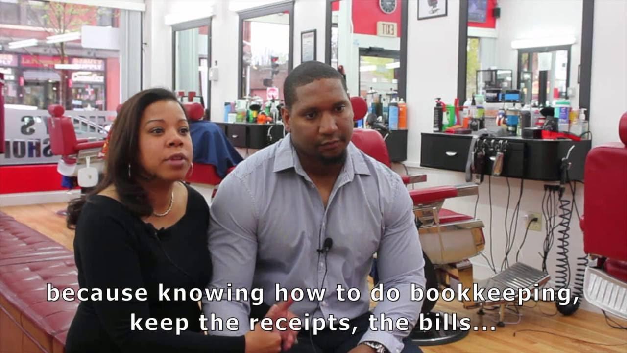 Mickys Barber Shop And Jamaica Plain Ndcs Family Prosperity
