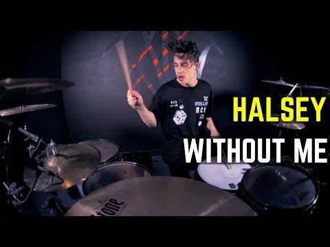 Halsey - Without Me (Illenium Remix)   Matt McGuire Drum Cover
